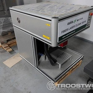 Delivery Laser equipment