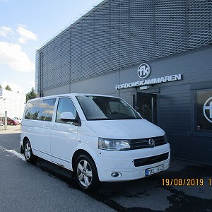 Delivery VW Multivan T5