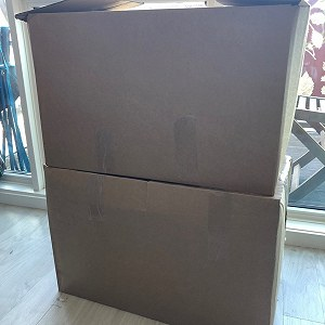 Delivery 20 Medium Size Cardboard Parcels to Poland
