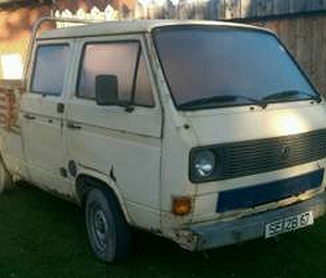 Delivery VW T3 DOKA