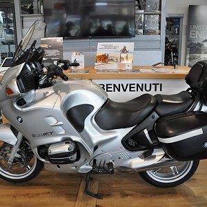 Delivery BMW R 1150 RT