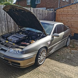Delivery Vauxhall calibra