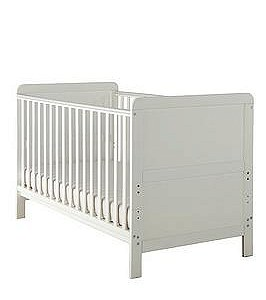 Delivery Cot bed + mattress, a drum kit and about 8 moving boxes