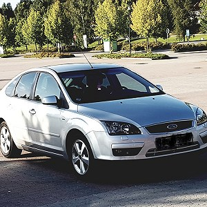 Delivery Ford focus coupe