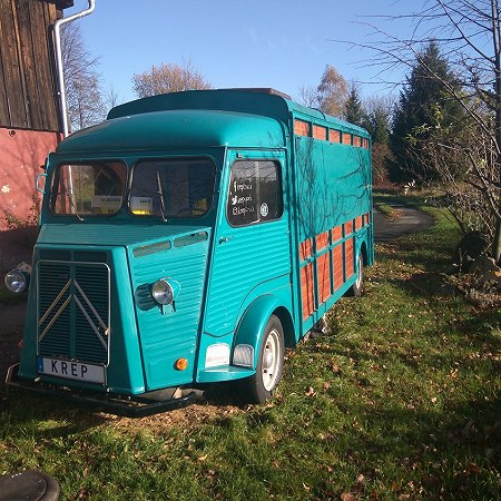 Transport Vana Citroen HY PL-UK