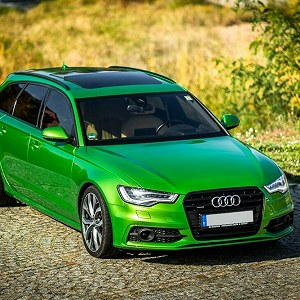 Delivery Audi A6 2012 Avant