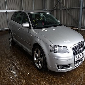 Delivery Audi A3 2008