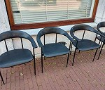 4 Armchairs