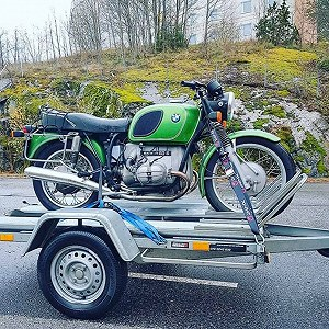 Delivery BMW R60/6 1975