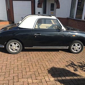 Delivery Nissan FIgaro