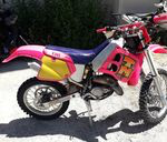 TM Enduro 125