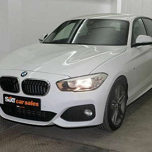 Delivery BMW 120D