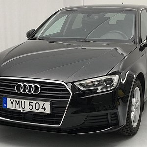 Delivery Audi A3