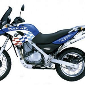 Delivery BMW F 650 GS Dakar