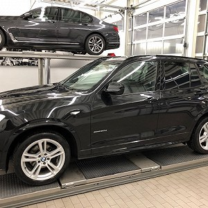 Delivery BMW X3