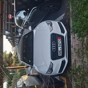 Delivery Audi A5 Cabriolet