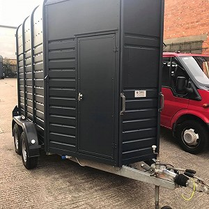 Delivery Horse Trailer