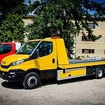 Transport provider Moszczenica