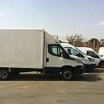 Transport provider ALCALA DE HENARES (MADRID)