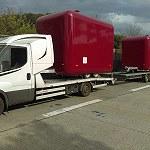 Transport provider serokomla