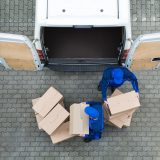 how to ship a large parcel